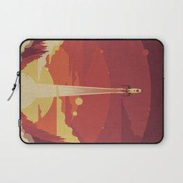 Atomic Sky Laptop Sleeve