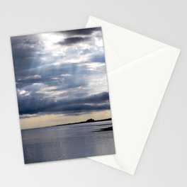 Shine that light. Stationery Cards