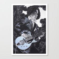 Jack White III Canvas Print