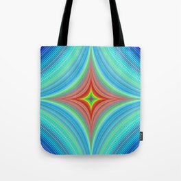 Happy abyss Tote Bag