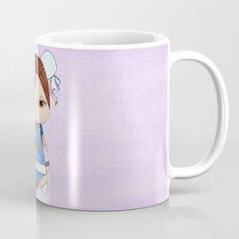 A Girl - Chun-Li Coffee Mug