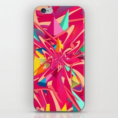 Explosion #1 iPhone & iPod Skin