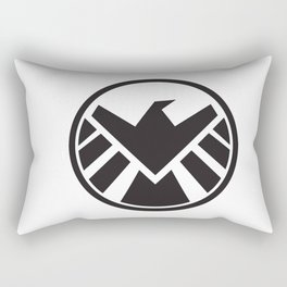 Agents of Shield Rectangular Pillow
