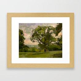 Wrightt Patt Landscape Framed Art Print