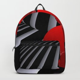 OpArt -52- Backpack