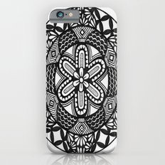 Flower Mandala Slim Case iPhone 6s