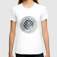 polka T-shirts featuring Polka Universe by Paula Belle Flores