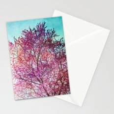 Spring Tree 3 Stationery Cards