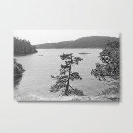 Smugglers Cove Metal Print