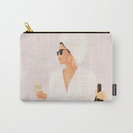 Morning Wine II Carry-All Pouch