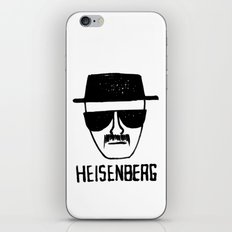 Heisenberg - Breaking Bad Sketch iPhone & iPod Skin