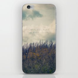 Limitless Mind iPhone Skin