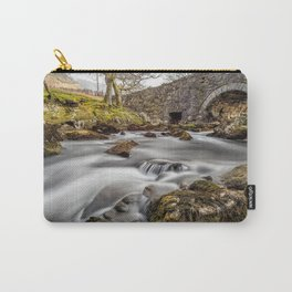 River Ogwen Bridge Carry-All Pouch