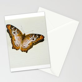 Vibrant Butterfly Stationery Cards