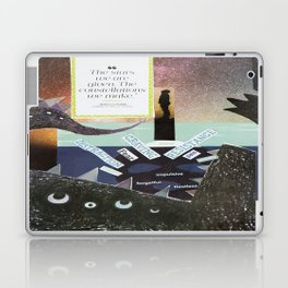 Collage - The Stars We Are Given Laptop & iPad Skin