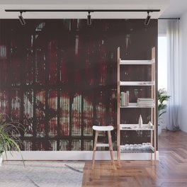 Carnicería. Wall Mural