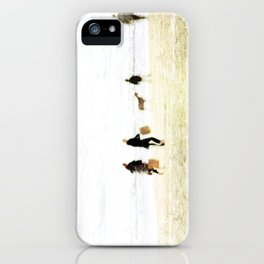 People ~ family iPhone Case