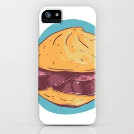 Bavarian sandwich iPhone Case