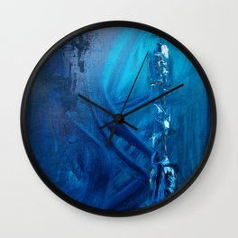 Thoughts in my Head Wall Clock