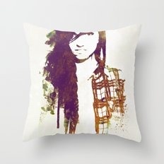 We are lights Throw Pillow