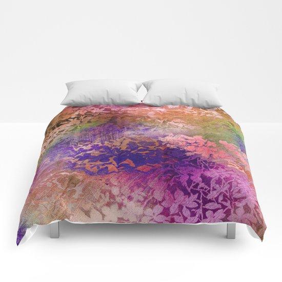fall whirlwind Comforters