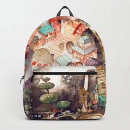 Spirited Away Backpack