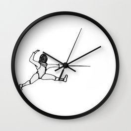 Advance Wall Clock