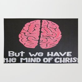 Mind of Christ Rug