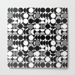 pattern motif 7 Metal Print