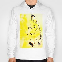 nudes Hoodies featuring Nudes Art 2011 by Falko Follert Art-FF77