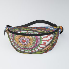 Healing Cells Fanny Pack