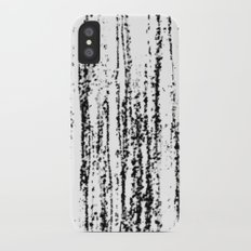 Birch Winter Slim Case iPhone X