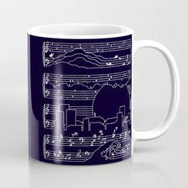 The Moonlight Sonata Coffee Mug