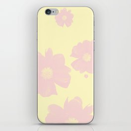 Pretty in Pink iPhone Skin