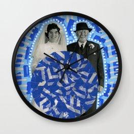 Wedding Portal 006 Wall Clock