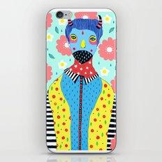 Make Me Colourful iPhone & iPod Skin