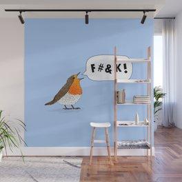 Fuck Robin Wall Mural