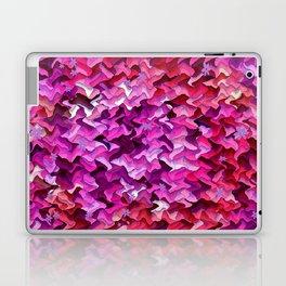 Pretty in wavy Pink..... Laptop & iPad Skin