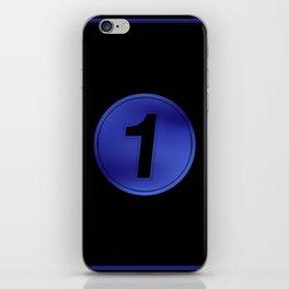 JPS Racing Design iPhone Skin