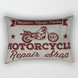 MotoBiKe RiDe 3 Rectangular Pillow
