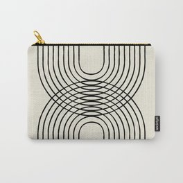 Arch duo 1 Mid century modern Carry-All Pouch
