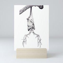 Combinations #6 - Bat / Deer Mini Art Print