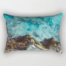 Blue Coast Rectangular Pillow