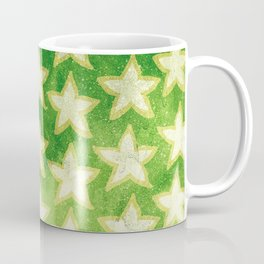 Star Fruit Paint pattern Coffee Mug