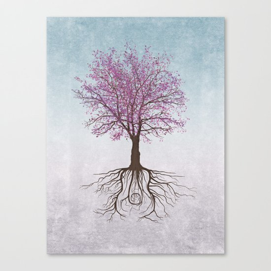 It Grows on Trees Canvas Print