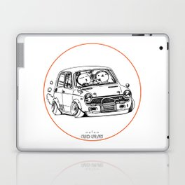 Crazy Car Art 0223 Laptop & iPad Skin