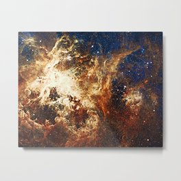 Embers of the Stars Metal Print