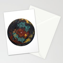 Two Lost Souls Stationery Cards
