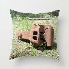 Link to A Bygone Era Throw Pillow