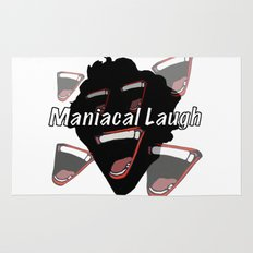 Maniacal Laugh Rug